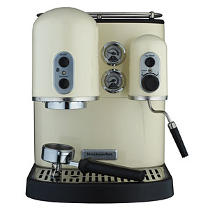 kitchenaid artisan coffe maker