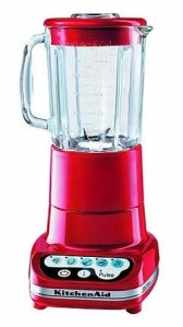 kitchenaid blender red